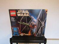 lego star wars - UCS tie fighter 75095