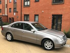 Mercedes-Benz E class 2006 3.2 CDI DIESEL** AUTOMATIC ** 1 OWNER FROM NEW ** FULL SERVICE HISTORY **