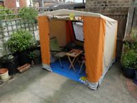 Canvas Utility Tent...SOLD STC......