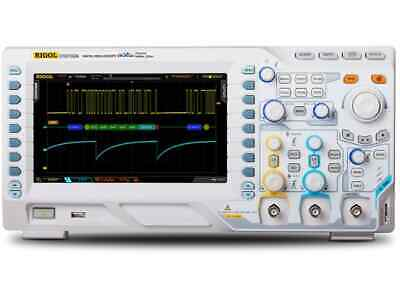 New Rigol Ds2102a 2 Channel Dso With 100 Mhz Bandwidth 2 Gsas And 14 Mpts