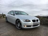 2008 BMW 320D SE Coupe 177 Bhp 6 Speed. Finance Available