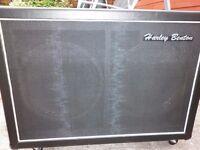 Harley benton 2x12 celestion vintage 30 speakers