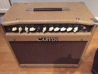 Carvin Nomad 50 watt USA made all valve guitar amplifier - immaculate condition