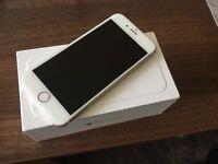 Iphone 6 64gb white gold unlocked