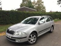2006 Skoda Octavia 1.6 Manual Hpi clear Low mileage Similar Vw Audi Honda Toyota Ford Renault