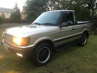 RANGE ROVER P38 PICK UP **83000**