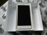 Unlocked Huawei P10 PLUS 128GB 6GB RAM White/Gold