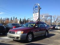 2002 Subaru Legacy Outback w/All Weather Pkg