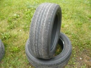Two 215-60-17 tires $70.00