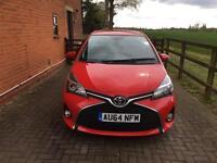 Toyota Yaris 1.3 vvti only 12000 miles