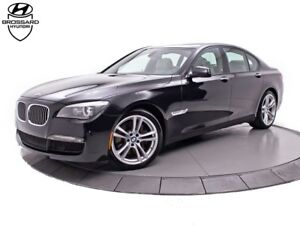 2012 BMW 750i xDrive M PACKAGES GPS MAGS TOIT