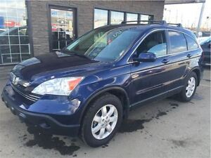 2007 Honda CR-V EX-L LOADED ONLY 128K!