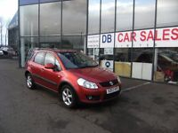 2007 07 SUZUKI SX4 1.6 GLX 5D 106 BHP **** GUARANTEED FINANCE ****
