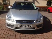 Ford Focus 1.6 Ghia , LONG MOT/JUNE 02017, HPI CLEAR, DRIVES NICE & SMOOTH, FULL SERVICE NEW BELT /