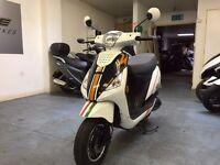 ZNEN Elegance 50cc Automatic Scooter, 1 Owner, Low Miles, Fair Condiion, Part Ex to Clear
