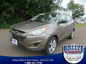 2011 Hyundai Tucson GL! Power Options! ONLY 90K! Trade-In! Save!