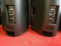 Ev zx5 speakers