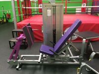 Hammer Strength Leg Press Machine Gym Boxing Weights Gym Fitness Manchester Collection