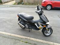**RARE LOOK** GILERA RUNNER FXR 180 REG AS 125 MINT COND DONE 350KM YES 350KM
