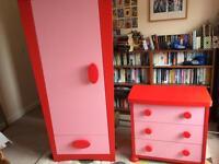 Kids IKEA Mammut 3pc furniture set