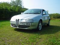 Alfa Romeo 147 1.6 T.Spark Lusso 5dr