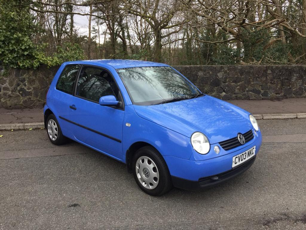 2003 VW LUPO E 1.0 ** 1 OWNER ** 14 SERVICE STAMPS