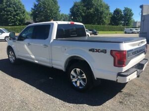 2016 Ford F-150 Platinum+COMME NEUF