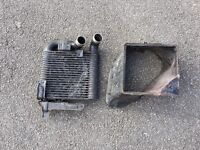 Toyota MR2 Turbo Original JDM Intercooler & Shroud