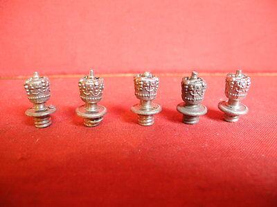 original alte Verschlüsse für Parfümflakon Parfümfläschchen Riechfläschchen