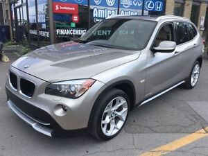 2012 BMW X1 28i*XDRIVE*SPORT PACK*PANO-ROOF*