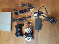 PS2 Silver SCPH-75003