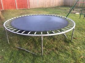Offers?? 8 feet Trampoline, collect LU4- REDUCED