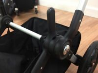 PRAM PUSHCHAIR REPAIRS BUGABOO SILVER CROSS MACLAREN + MORE CHASSIS FRAME BRAKES.. ETC + SPARES.
