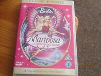 Barbie: Mariposa and her Butterfly fairy friends DVD