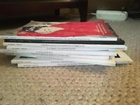 Selection of Oh Comely magazines!!