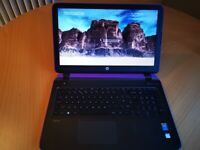 HP Pavilion 15 - p157sa @2.6 GHZ Laptop - 15.6 inch - Intel i5 - 8GB Ram