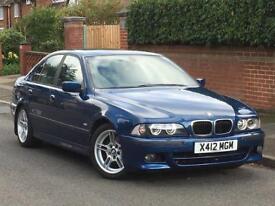2001 BMW E39 530i Sport Auto