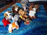 Job Lot of Soft Toys