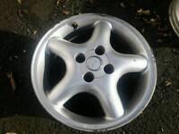 Vauxhall Nova Alloy Wheels /Tigra/ Corsa