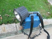 LAMP heavy duty Clulite with charger