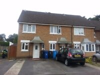 Lovely unfurnished house in quiet cul de sac close to local facilities in Creekmoor