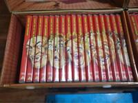Carry On DVD set and magazines