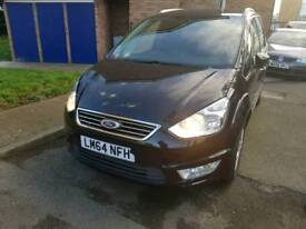 Ford Galaxy 2014 automatic 2L diesel PCO uber ready