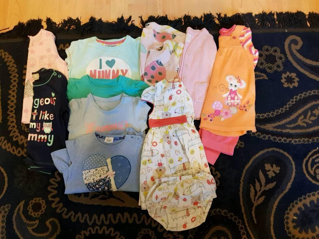 Girls clothes.bundle