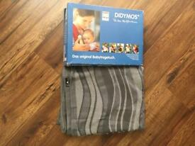 Didymos woven wrap/baby carrier