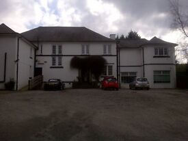 ONE BEDROOM FLAT FOR RENT IN QUIET LOCATION, WITH OF STREET PARKING AND ACCSESS TO LARGE GARDEN.