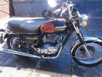 Triumph Bonneville T140v **UK Bike ***Matching numbers***