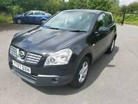 Nissan Qashqai 2.0 litre petrol automatic with sat nav fully loaded in great condition 1 former