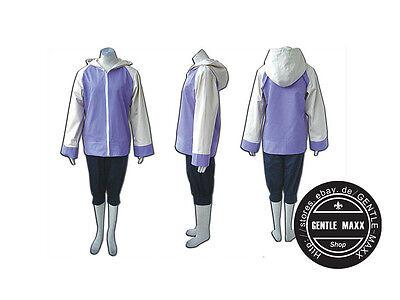 Cosplay Kostüm Anime Design Kleidung Hyuga Hinata II von Naruto CSA1017