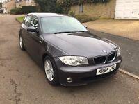 BMW 1 Series 5 Sport, Grey, 5 Door, Clean Car, Long MOT